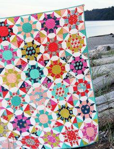 Shimmer Quilt Pattern