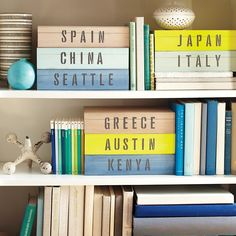 If after every vacation you have the best intentions of making a scrapbook but never get around to the sorting, designing, and gluing, try a wooden keepsake box instead. It can hold photos, ticket stubs, maps, and mementos -- and takes very little time to prepare.
