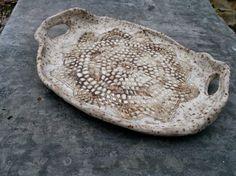Ceramika z Kota: Patera
