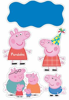 Peppa Pig is really a British isles toddler animated television system string instructed and made Tortas Peppa Pig, Bolo Da Peppa Pig, Cumple Peppa Pig, Pig Party, Baby Party, Hello Kitty Birthday, Girl Birthday, Special Birthday, Familia Peppa Pig