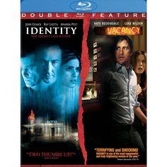 Identity/Vacancy [Blu-ray]