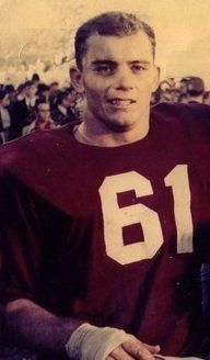 Jerry Jones in Arkansas Razorback uniform My grandfather was a big Dallas Cowboys fan and I bet he would have enjoyed the fact that a guy from Arkansas bought the team!
