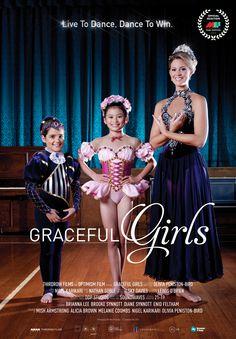 GRACEFUL GIRLS   Sunday 9 August 1.30pm ACMI   Tuesday 11 August 6.45pm Kino   Book now: http://miff.com.au/program/film/graceful-girls