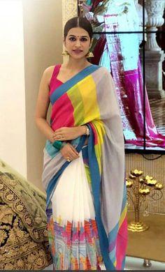 Simple Sarees, Trendy Sarees, Stylish Sarees, Fancy Sarees, Indian Silk Sarees, Soft Silk Sarees, Indian Beauty Saree, Cotton Saree, Saree Blouse Patterns