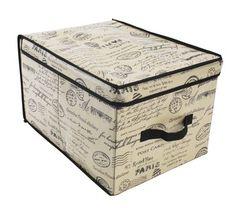 Úložný box DAMHUS Š30xD40xV25cm   JYSK