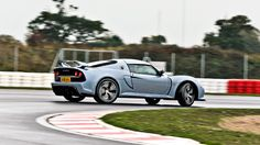 Top Gear drives the Lotus Exige V6