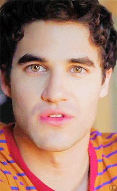 """""""I'm Darren Criss and we're currently shooting the video for Already Home"""""""