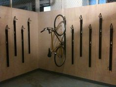 For the avid cyclist with a large collection of bikes: Bicycle station