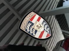 Jim  Yurgealitis uploaded this image to 'Refinished Porsche Hood Crests'.  See the album on Photobucket.