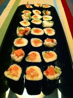whole30 paleo sushi platter