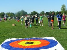 Health & Physical Education's Got Merritt: 30 Play Day Ideas: 2013