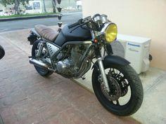 YAMAHA SRX 400 CR