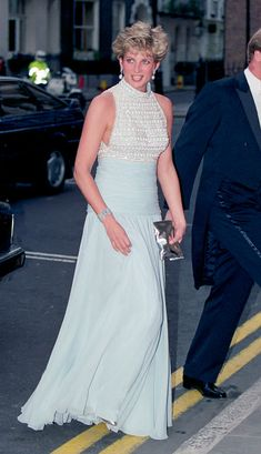 Diana Princess of Wales attends a performance at Sadlers Wells... News Photo - Getty Images