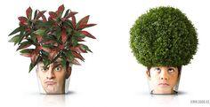 Original vases! Create your own vase. Original and fun!