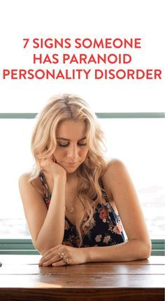 7 Signs Someone Has Paranoid Personality Disorder
