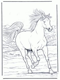 Are you looking for Horse Coloring Pages? Well you've come to the right place because we have a great collection of Horse Coloring Pages just...