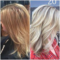 TRANSFORMATION: Cool Summer Blonde - Career - Modern Salon