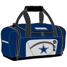 3e64117292 Dallas Cowboys NFL Duffel Bag - Roadblock Style by Caseys.  38.45. Show  your team