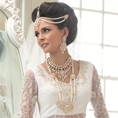 Mendhi dress jewlery set: The Tivalli Collection