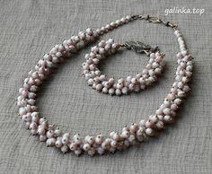 jewelry handmade necklace bracelet boho biżuteria rękodzieło naszyjnik bransoletka ручная_работа ожерелье браслет