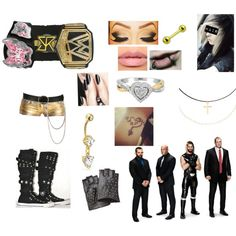 Holding both my and Seth's titles as he faces Kane by sleepingxwithxrebels on Polyvore featuring Topshop, Pierre Balmain, Monsoon, Bling Jewelry, Karl Lagerfeld, Wet Seal, Converse, Nails Inc. and Kane