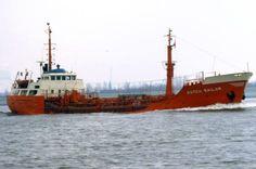 http://vervlogentijden.blogspot.nl/search?q=6604913  DUTCH SAILOR Eigenaar: Tankvaart Dordrecht N.V., Dordrecht  Beheer: Gebr. Broere N.V.