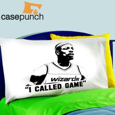 Mz1-paul Pierce I Called Game Bed Pillow Case