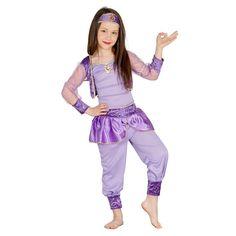 Disfraz de Princesa Árabe Odalisca Infantil #disfraces #carnaval #novedades2016