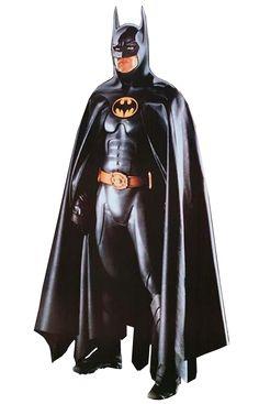 Batman - Keaton by DCTVU