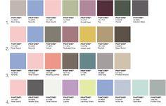 Image Result For Pantone U Pastels 2016 Color Trends