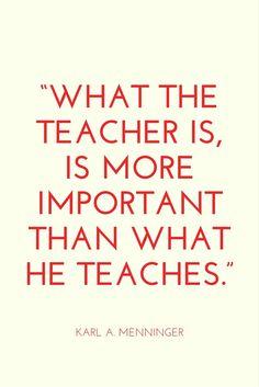 5 Big Things Transformational Teachers Do