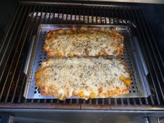 Home made flat bread pizzas!