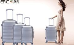 Best Buy Luggage Sets in 2020 – Guide To Getting The Right Model! Cheap Luggage, Pink Luggage, Luggage Sale, Cabin Luggage, Luggage Brands, Kids Luggage Sets, Childrens Luggage, Small Luggage, Suitcase Sale