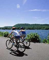 Massachusetts Bike Paths / Trails