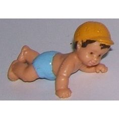 Baby Boy Crawling (clothed) by Bullyland 1980s Vintage Listing in the Other,Action Figures,Toys & Hobbies Category on eBid United States   144985582