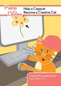 Piano and Laylee Help a Copycat Become a Creative Cat (Pi...