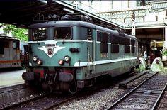 Gare de l' Est en 1995