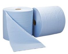 Industrial Floor Stand Wiper Roll - 2 Ply - Blue - x sheets) - Pack of 2 Industrial Flooring, Paper Products, Toilet Paper, Rolls, Buns, Bread Rolls, Toilet Paper Roll
