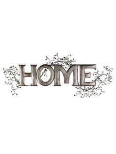 Shop For Home Metal Wall Art At ShopStyle.