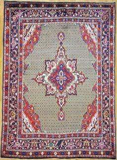 Buy handmade Hamadan Persian rug x Authentic hand knotted Hamadan Persian rug, fast shipping, and 30 days return policy. Best price for Oriental rugs.