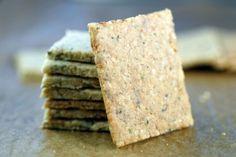 grain free crackers