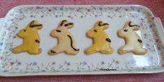 Easter Bunnycookies Ostern Häschenkekse