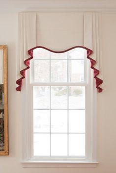 cornice box with french knot - Google Search