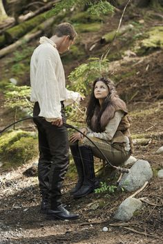 Josh Dallas and Ginnifer Goodwin on Once Upon a Time from Snow Falls. Once Upon A Time, Snow And Charming, Prince Charming, Abc Tv Shows, Movies And Tv Shows, Josh Dallas And Ginnifer Goodwin, Snow White Prince, Between Two Worlds, Outlaw Queen