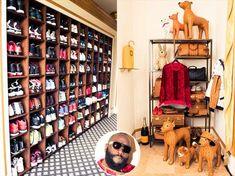 6 Unique and Opulent Celebrity Dream Closets Celebrity Closets, Celebrity Houses, Celebrity Style, Closet Tour, Shoe Closet, Rick Ross, Luxury Closet, Catherine Zeta Jones, Dream Closets