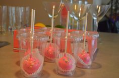 Yummy treats are a great addition to any Girl's Night In! #Smirnoff #SmirnoffSorbet #GirlsNight #Party