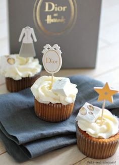 Dior Cupcake