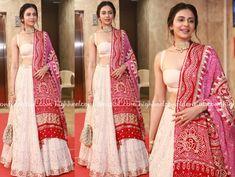 In Faabiiana - High Heel Confidential Choli Designs, Lehenga Designs, Saree Blouse Designs, Fancy Blouse Designs, Blouse Patterns, Indian Bridal Outfits, Indian Bridal Fashion, Indian Designer Outfits, Bandhani Dress