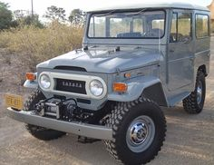 toyota land cruiser 1973 frame off restoration b | Land Cruiser Of The Day!