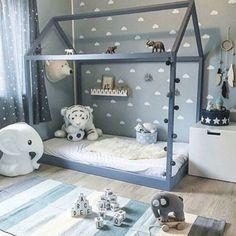 55 Best Montessori Bedroom Design For Happy Kids 0023